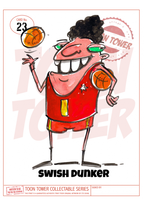 23 - SWISH DUNKER