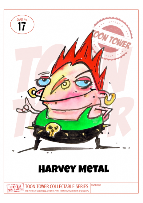 17 - HARVEY METAL