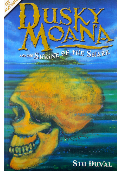 Dusky Moana and the Shrine of the Shark