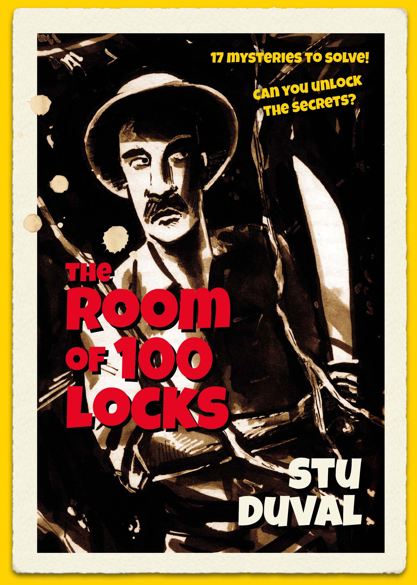 The Room of 100 Locks