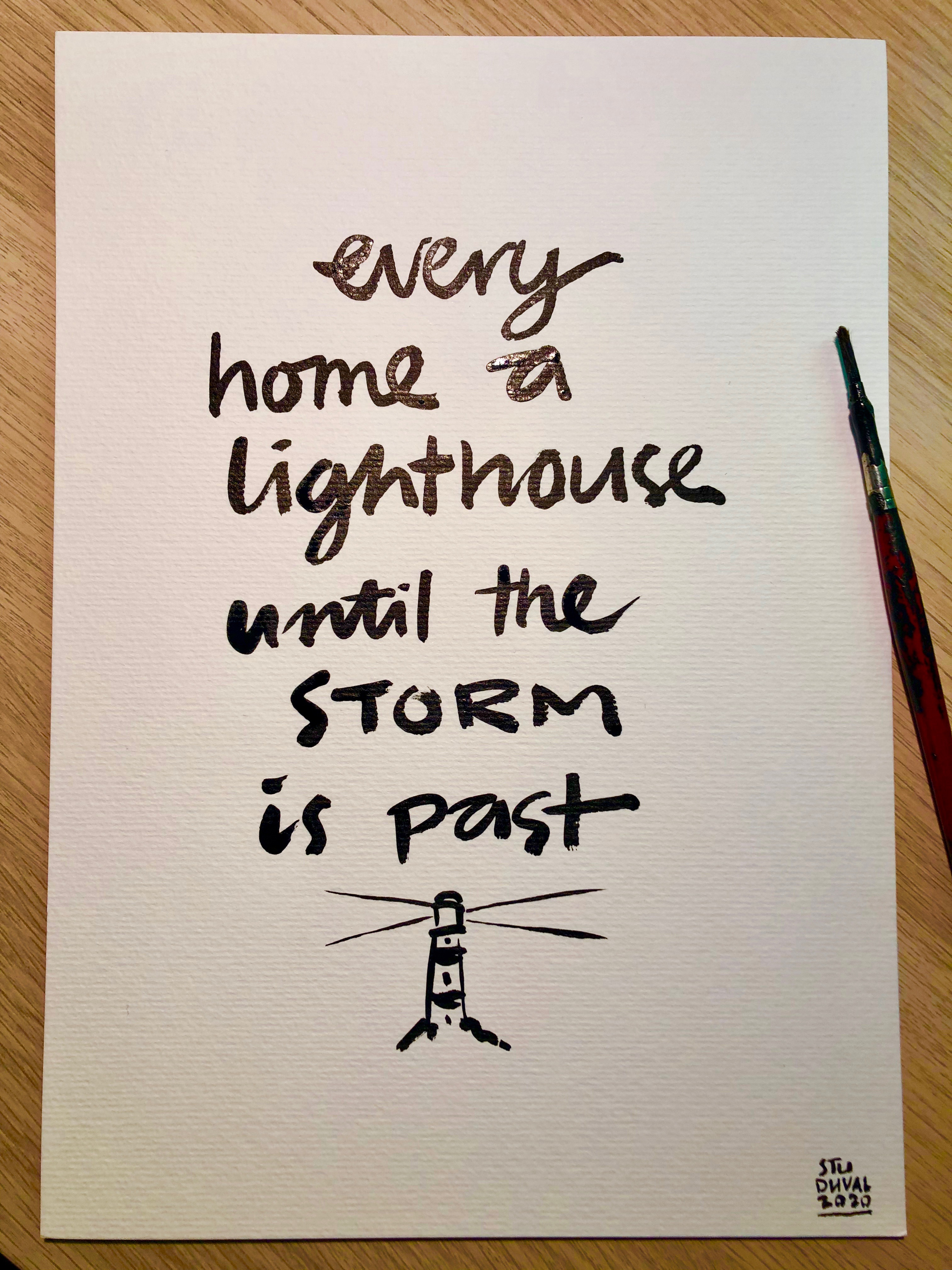 Every Home A lighthouse